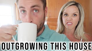 WE HAVE OUT GROWN THIS HOUSE // BEASTON FAMILY VIBES