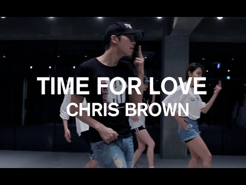 TIME FOR LOVE - CHRIS BROWN / M.JOON CHOREOGRAPHY