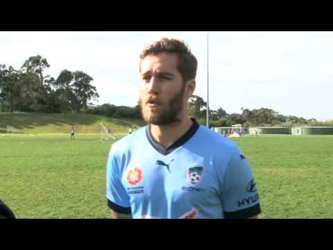 Midfield Star Josh Brillante Joins Sydney FC
