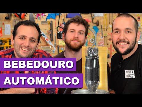 Veja o video – Bebedouro automático – Quatro Patas ft. Manual do Mundo