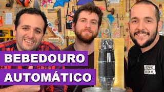 Bebedouro automático - Quatro Patas ft. Manual do Mundo