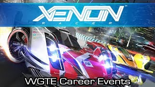 Xenon Racer - WGTE Career Events
