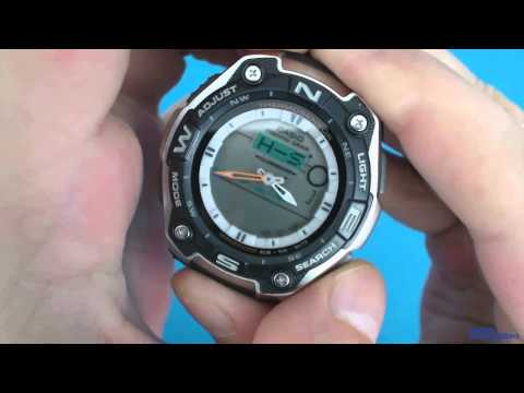 Casio Outgear AQW-101-1A