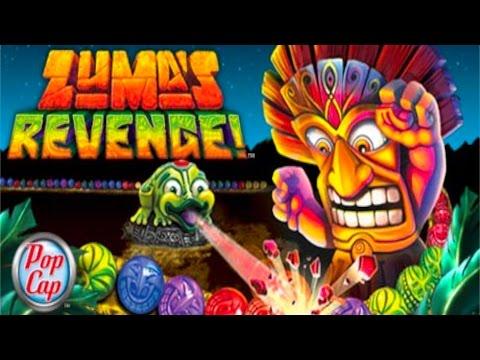 Zuma's Revenge! - By PopCap Games - Boss Fights - xbox360 Classic(Super Quality HD)