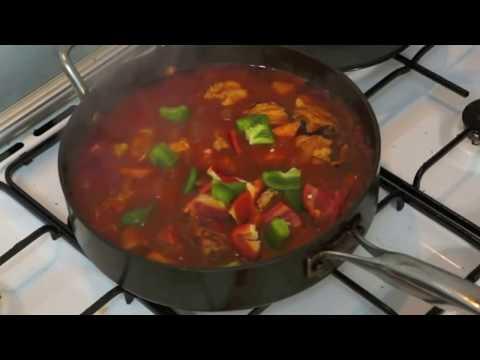Afritada Manok Chicken Recipe Pinoy Philippines Filipino 