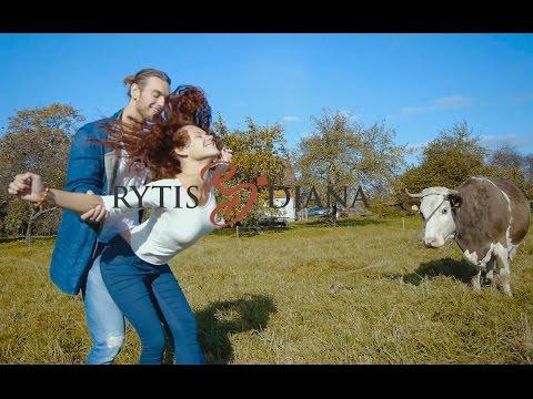 Rytis & Diana - Zouk Lietuva (Lithuania)