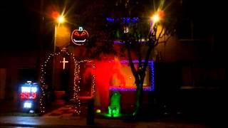 Het Aalsters Kerstlichtje - Spoekkot op de mert van Michel Picqueur