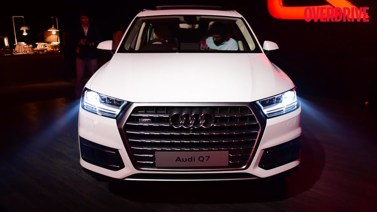 OD News Audi Q Launched In India YouTube - Audi car new model 2016 price