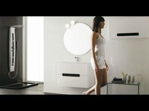 Columnas de hidromasaje para duchas modernas youtube - Columnas de ducha ...