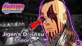 Jigen's Dōjutsu - Explained
