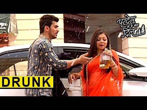 Naina Gets DRUNK & MISBEHAVES With Raghav   Pardes Mein Hai Mera Dil thumbnail
