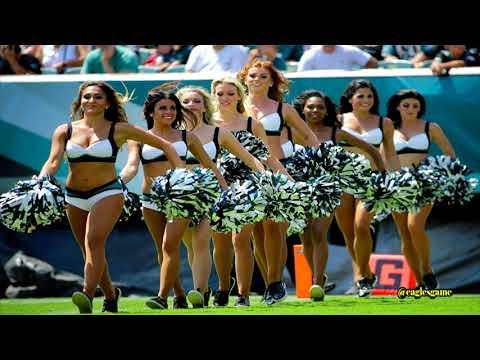 Philadelphia Eagles Cheerleaders 2017