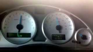 2004 Buick Rendezvous 3.4L AWD 0-60