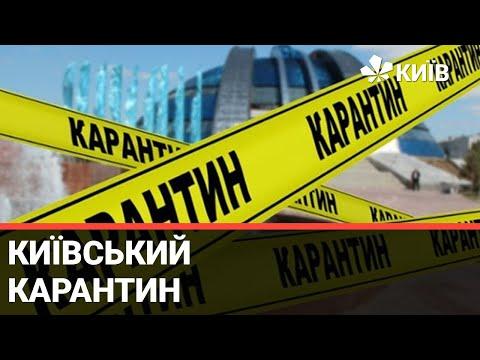 Телеканал Київ: Чи переживе економіка столиці ймовірний лоудаун?