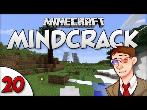 Minecraft MindCrack - SMP4 E20 - Smooth Flat Front