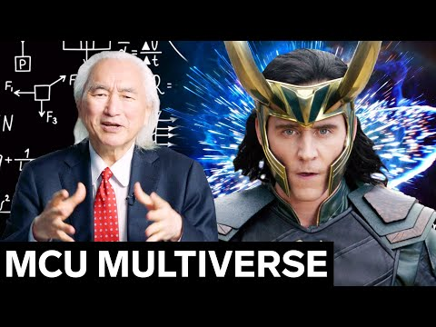 Theoretical Physicist Breaks Down the Marvel Multiverse (ft. Michio Kaku)   WIRED