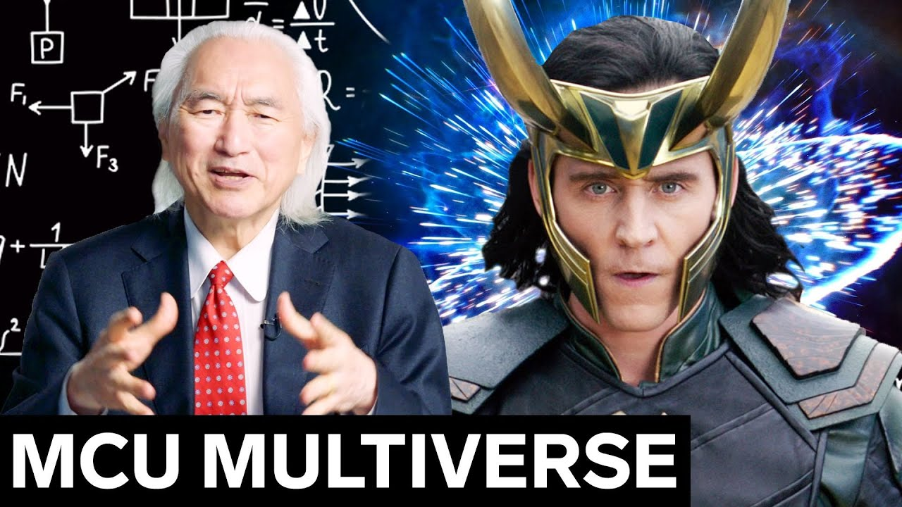 Download Theoretical Physicist Breaks Down the Marvel Multiverse (ft. Michio Kaku) | WIRED