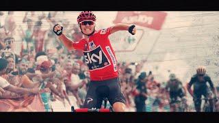 ●Best Of Chris Froome Vuelta España 2017●