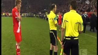 Skandal Relegationsspiel Fortuna Düsseldorf - Hertha BSC Berlin 2-2