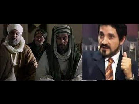 عدنان إبراهيم . سبب امتناع علي عن بيعة ابي بكر 6 اشهر ثم بايع