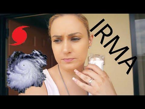 Wo waren wir während IRMA wütete? Flüchten aus Cape Coral - 2000 Meilen - New Orleans