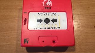 Alarme Incendie - DM FINSECUR NEMO C - Probleme mecanique