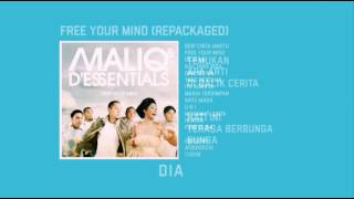 MALIQ & D'ESSENTIALS - DIA (LYRIC VIDEO)