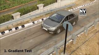 Gambar cover Automated Driving Track Test
