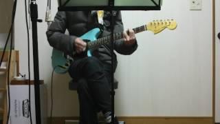 使用ギター:Fender Japan Mustang.