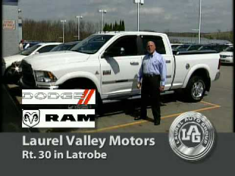 Laurel Valley Motors - Dodge Ram Sale!