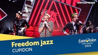 Freedom jazz - Cupidon. . -2019