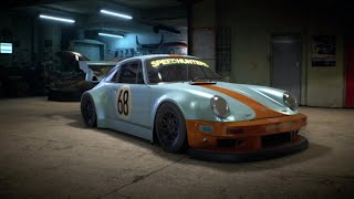 "Need For Speed 2015 - Car Settings - ""Porsche 911 Carrera RSR 2.8 (1973)"""