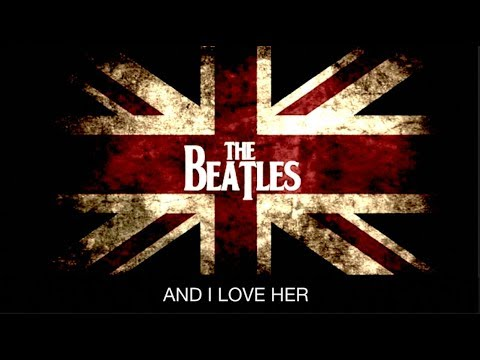 And I love Her / THE BEATLES / SubtítulosEspañol
