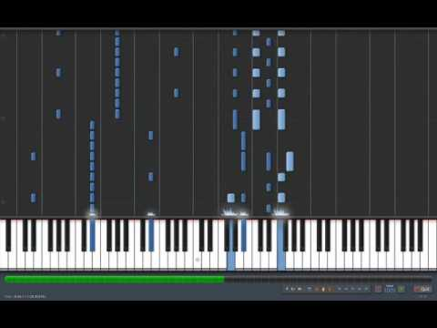 Naruto Shippuuden-by my side [Piano version] Tutorial