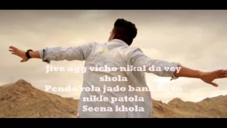 patola guru randhawa ft.bohemia lyrics