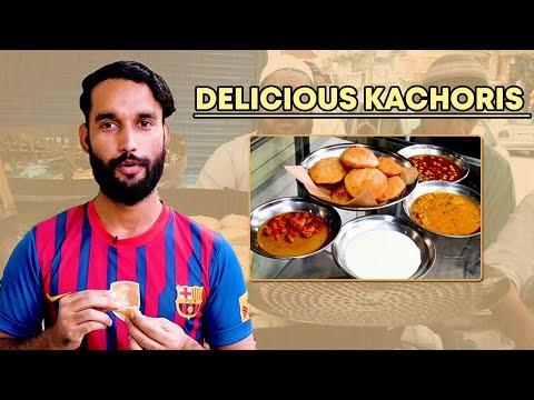 Tasty And Delicious Kachoris In Karachi