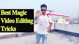 Funny Magic Tricks | Best Video Editing Tricks | Learn Video Editing