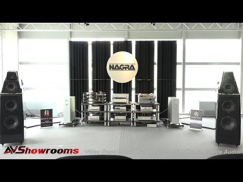 Nagra, New HD DSD DAC, Wilson Alexia 2 Speakers, Kronos Turntable, Modulum Platforms, Kubala Sosna,