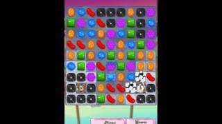Candy crush saga level 1332 No booster