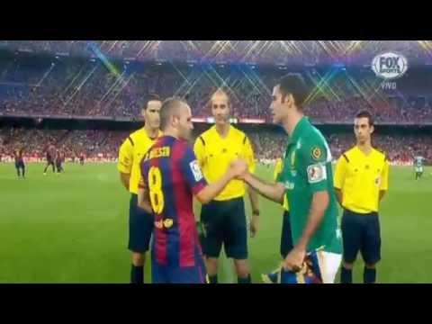 Im With You/Estoy Contigo (FC Barcelona Vs Leon FC)