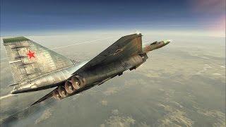 Летающий Танк Сверх-Секретный Ракетный Бомбардировщик Т-4: 100 Тонная Титановая Машина