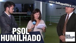 Deputado do PSOL ataca Bolsonaro e Paulo Guedes e acaba humilhado em debate com Kim Kataguiri