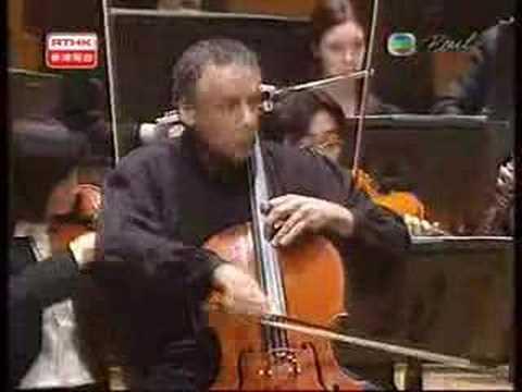 Shostakovich Cello Concerto - 1st mvt