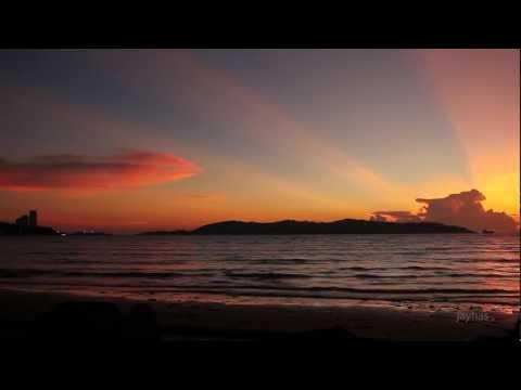 Likas Bay Sunsets 2012 Kota Kinabalu