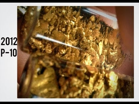 S/3-PRT/10 THE GOLD PROSPECTOR MINER or BUST