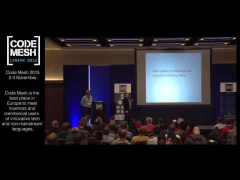 Keynote: Why Functional Programming Matters - John Hughes, Mary Sheeran