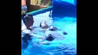 איזון בהריון תאומים במים