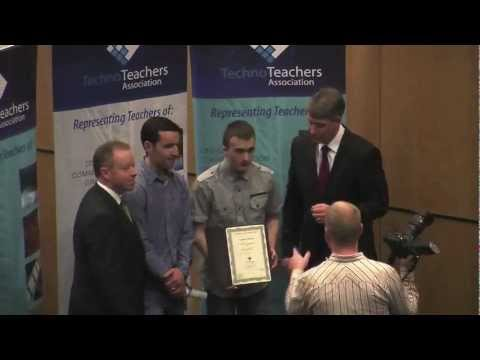 Technoteacher National Student Awards 2012