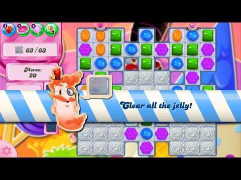 Candy Crush Saga Level 2550