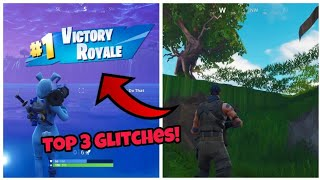 Fortnite Glitches Season 5 (100% victory) Top 3 God Mode Glitches on Ps4/Xbox 2018